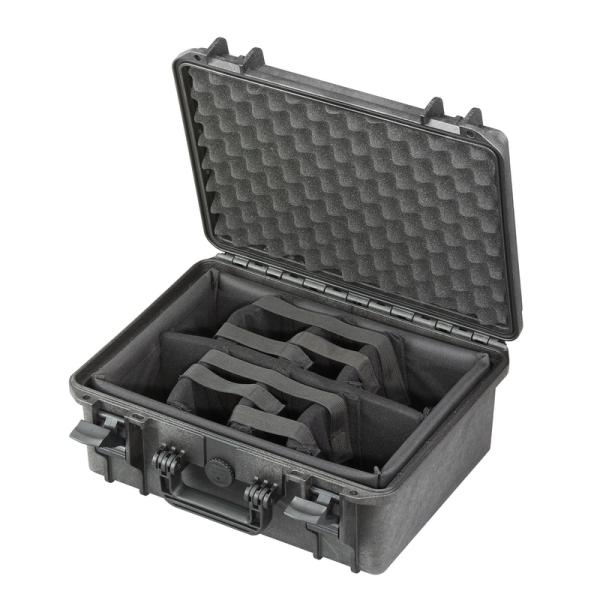 TAF Case 302 CAM - Staub- und wasserdicht, IP67