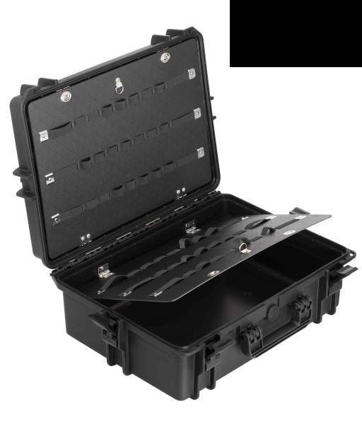 TAF Case 500 PU - Staub- und wasserdicht, IP67
