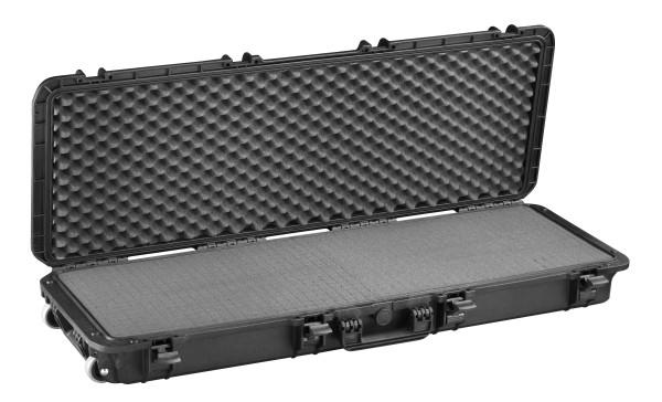 TAF Case 1000 - Staub- und wasserdicht, IP67