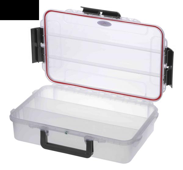 TAF Case 104T - Staub- und wasserdicht, IP67