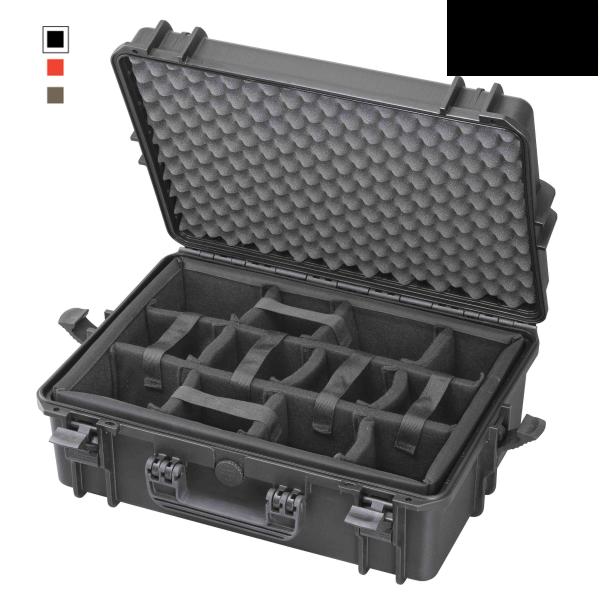 TAF Case 500 CAM - Staub- und wasserdicht, IP67