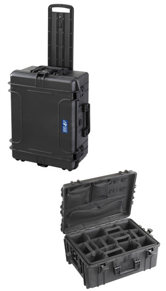 TAF Case 503M CAM+ - Staub- und wasserdicht, IP67