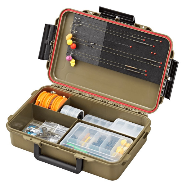 TAF Case 104C - Tackle Box - Staub- und wasserdicht, IP67
