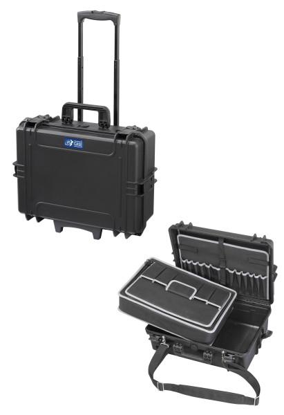 TAF Case 500M TC - Staub- und wasserdicht, IP67
