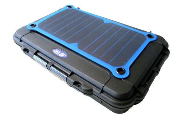 TAF Case 103 mit USB Solar Ladegerät