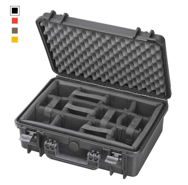 TAF Case 400 CAM - Staub- und wasserdicht, IP67