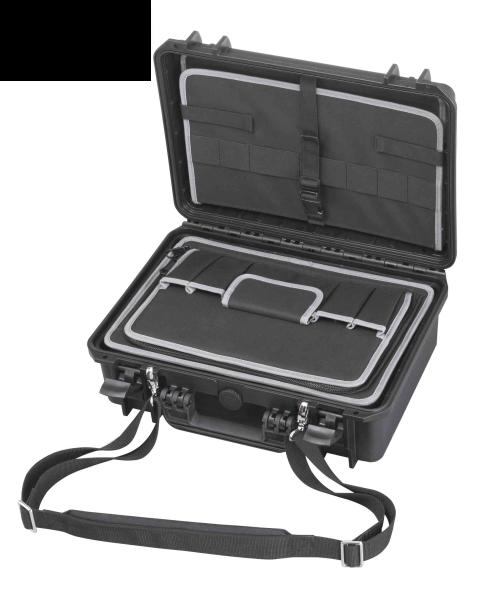 TAF Case 400 TC - Staub- und wasserdicht, IP67