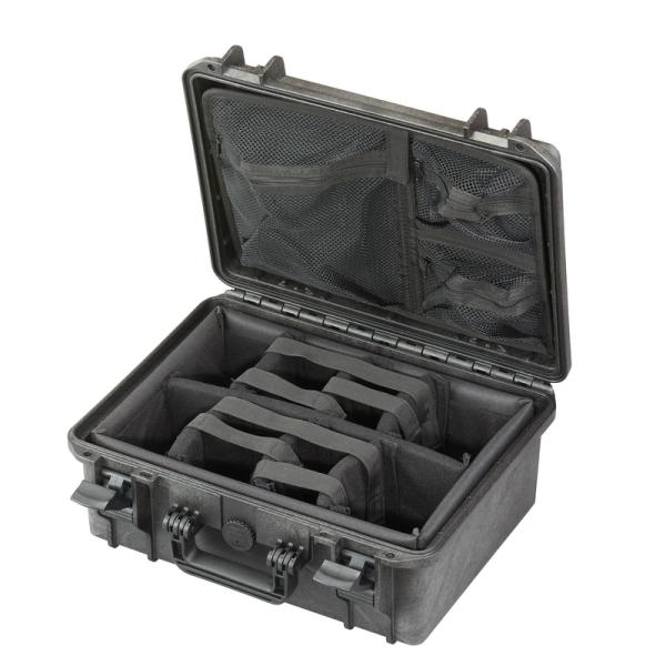 TAF Case 302 CAM+ - Staub- und wasserdicht, IP67